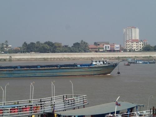Tonle Sap bei Phnom Penh