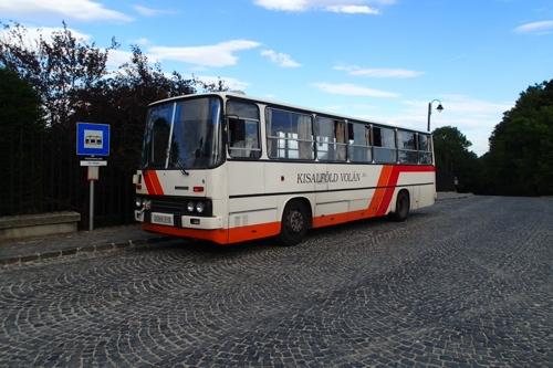 Bus mit Kühlungsproblem